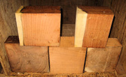 Mesquite Blocks