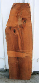 Wany (natural) edge boards