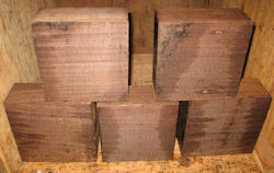 Wenge Blocks