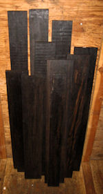 Walnut Claro Slabs